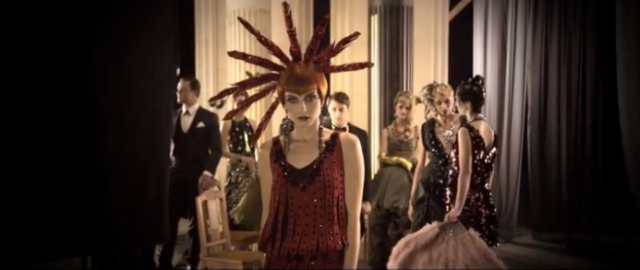Kasia Stelmach as Marlene Moon in The Great Gatsby